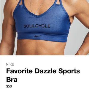 Nike SoulCycle Bra